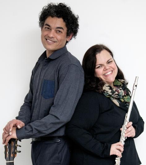 ANGELIZ: Angelo da Silva & Liz Pereira