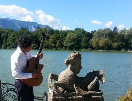 Angelo da Silva SOLO / Matinee / Schloss Leopoldskron / Salzburg