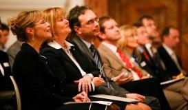 Am 6. März 2013 gab Justizministerin Beatrix Karl einen Festakt für die UNI-Graz im Justizministerium.