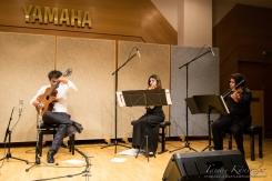ANGELO DA SILVA NOVUM ENSEMBLE Premiere am 21.11.2015 in der Yamaha Concert Hall